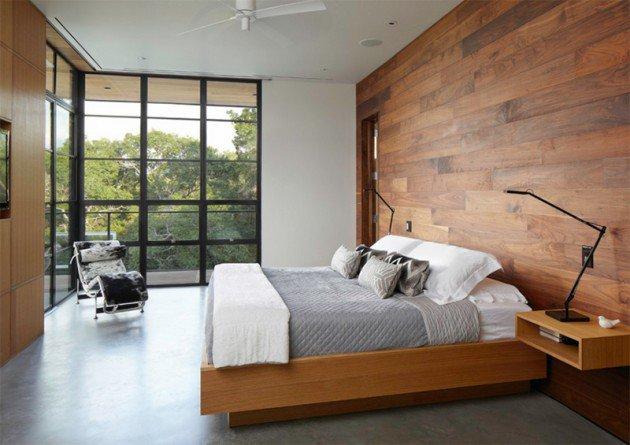تصميم اضاءة جانبية لغرفة نومك