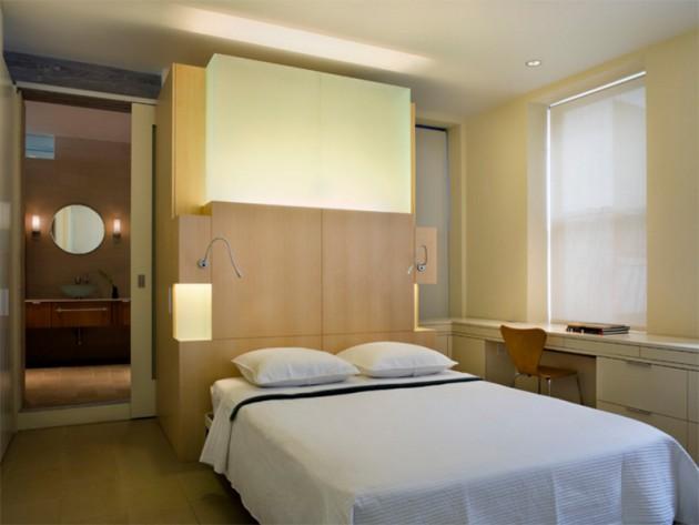 تصاميم إضاءات غرفة النوم