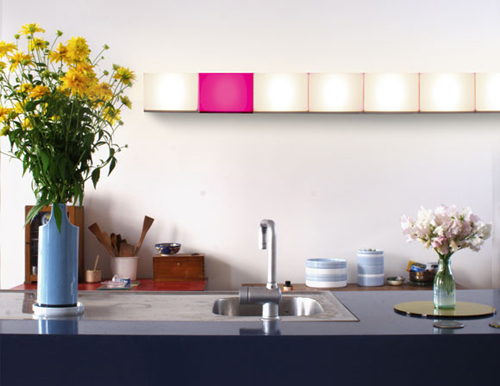 الاضاءة المنزلية بتصاميم مبتكرة و فنية