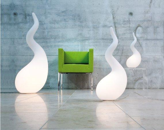 تصاميم مبتكرة و فنية للإضاءة المنزلية