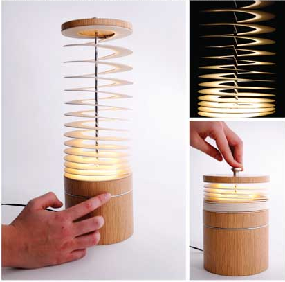 افكار جديدة وغريبة للإضاءة الداخلية للمنزل