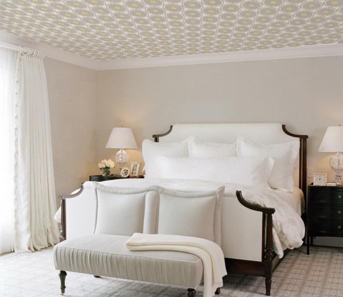 ورق جدران غرف نوم