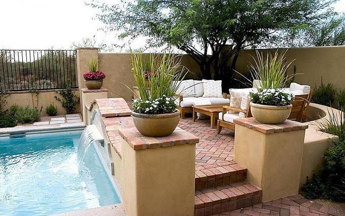 تنسيق حدائق منزلية