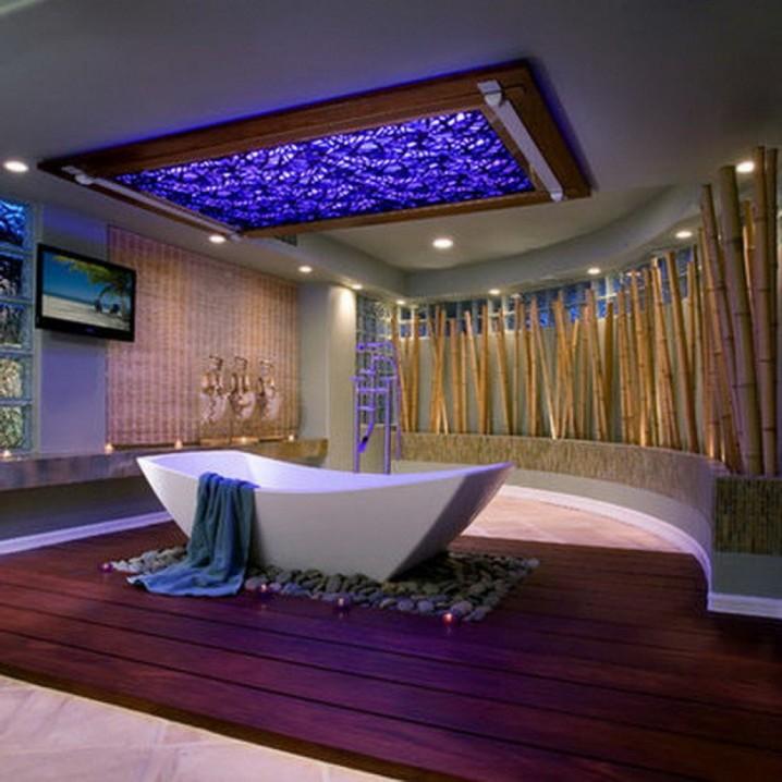 ديكورات حمامات مودرن 2016
