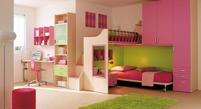 اجمل ديكورات غرف نوم الاطفال الحديثة