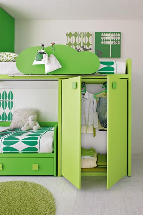 اجمل ديكورات غرف نوم الاطفال