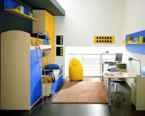احدث تصاميم غرف نوم اطفال مودرن