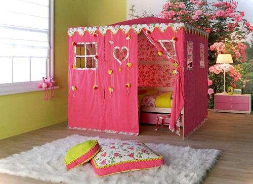 احدث ديكورات غرف نوم اطفال حديثة