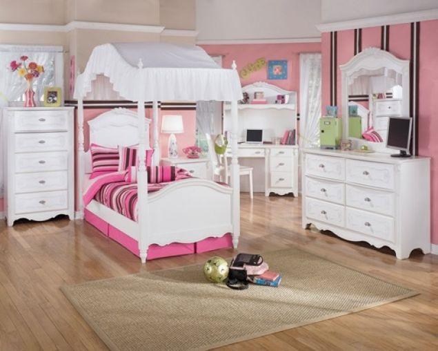 احدث غرف نوم بنات انيقة