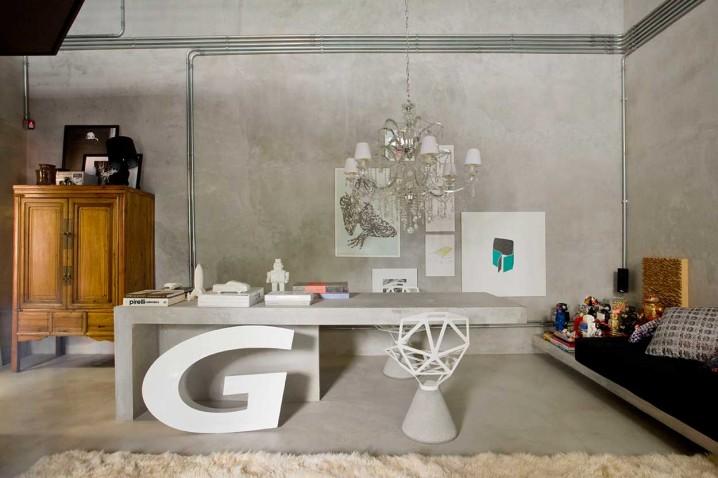 اشكال مكاتب منزلية مبتكرة وجميلة