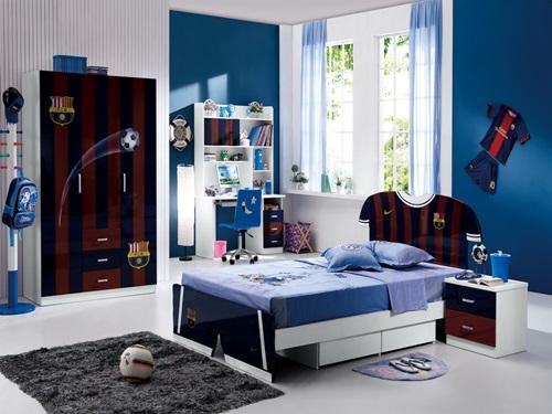 افكار حديثة لتصاميم غرف نوم اطفال