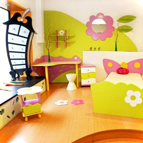 افكار ديكورات غرف نوم اطفال مودرن
