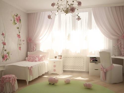 افكار لغرف نوم الاطفال انيقة ولا أروع