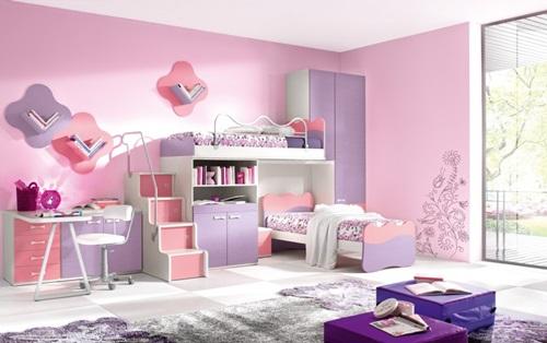 افكار لغرف نوم الاطفال 2