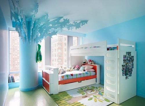 افكار لغرف نوم الاطفال 4