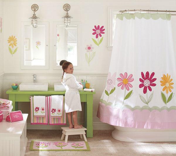 تصاميم حمامات بنات
