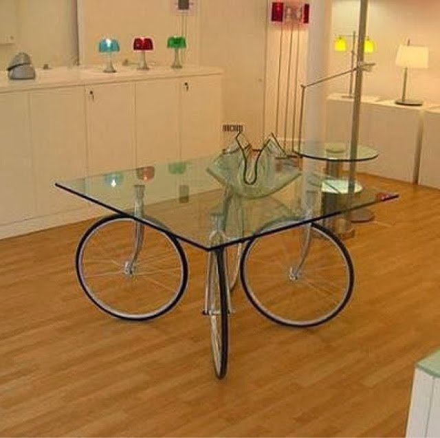 تصاميم طاولات وسط مبتكرة