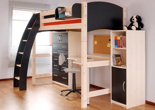 تصاميم غرف نوم اطفال بسيطة وغير مكلفة