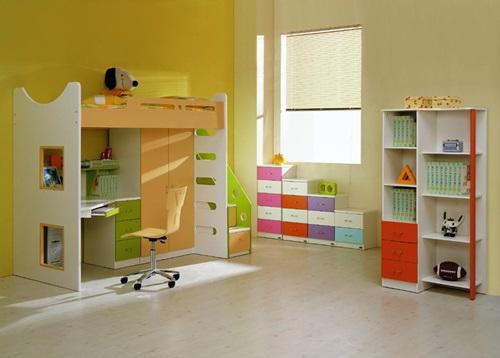 تصاميم لغرف نوم الاطفال