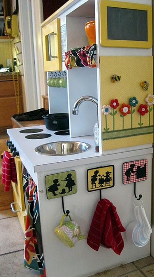 تصاميم مطابخ للاطفال