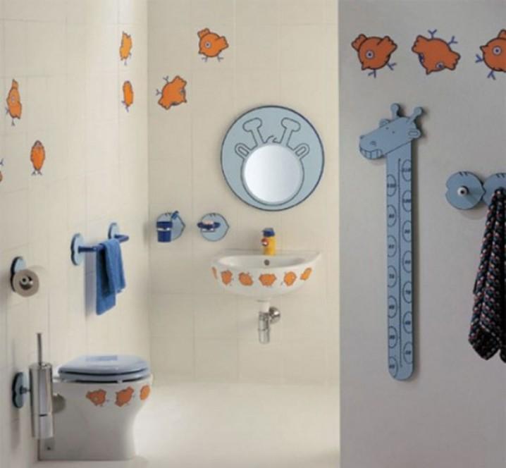 تنظيم حمامات اطفالك