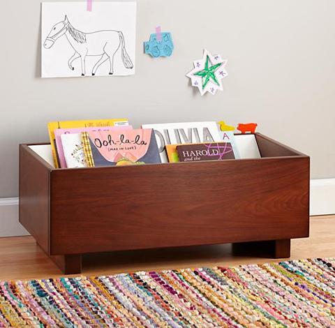 خزانة كتب ارضية لطفلك