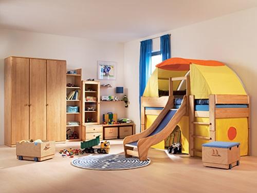 ديكورات غرف نوم اطفال حديثة