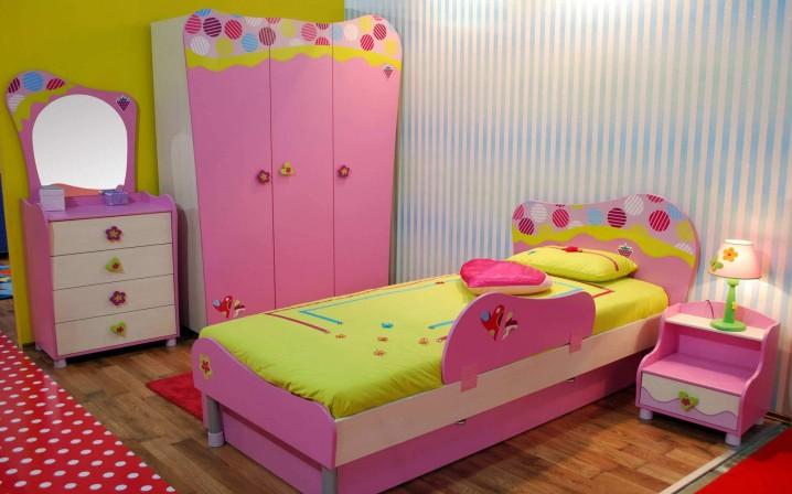 ديكورات غرف نوم اطفال ملونه 14