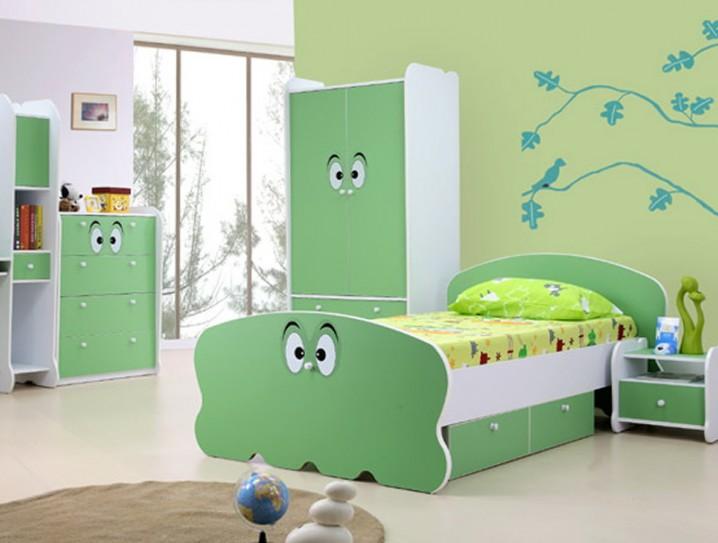 ديكورات غرف نوم اطفال ملونه 9
