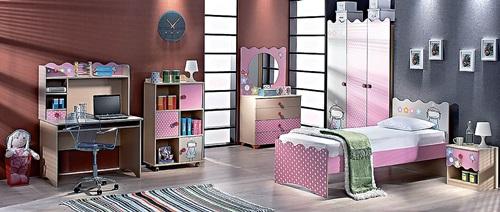ديكورات غرف نوم اطفال مودرن حديثة