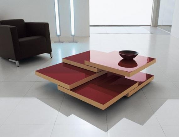 طاولات غرف جلوس مودرن