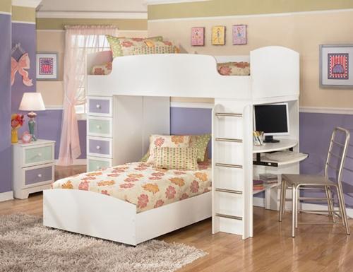غرف اطفال بسيطة وغير مكلفة