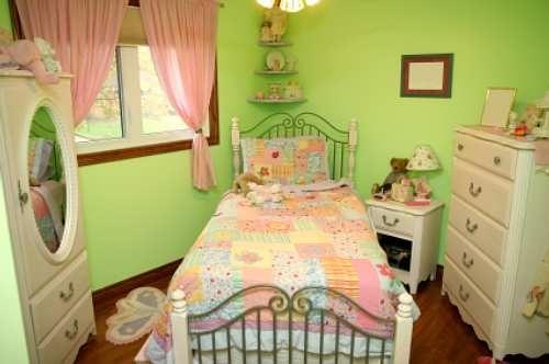 غرف نوم اطفال بسيطة وغير مكلفة 2
