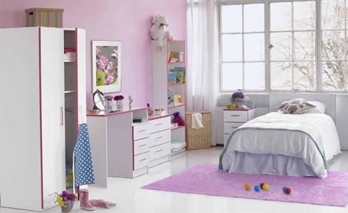 غرف نوم اطفال بسيطة وغير مكلفة 5