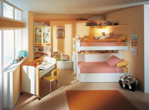 غرف نوم اطفال دورين 3