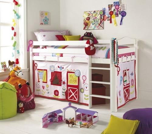 غرف نوم اطفال غير مكلفة