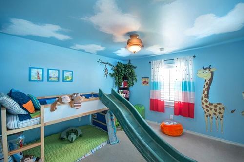 غرف نوم اطفال مودرن 5