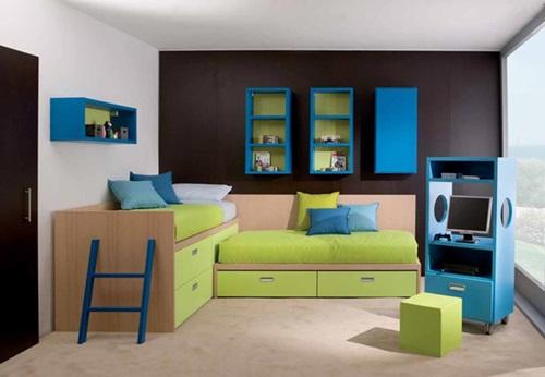 كيف تختار تصاميم غرف نوم الاطفال