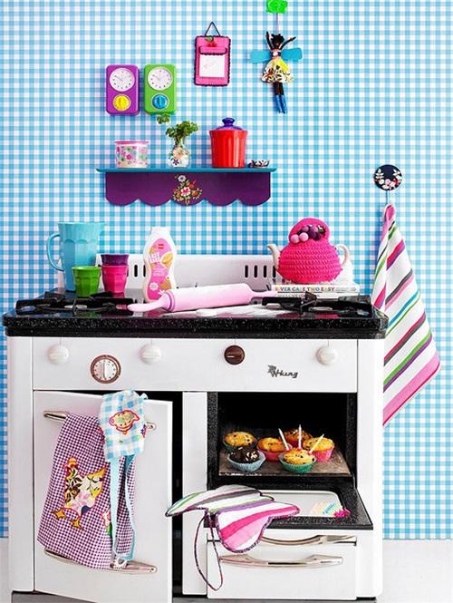 مطابخ لابنتك الصغيرة