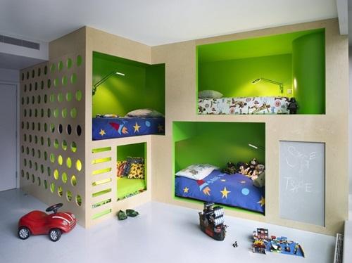نصائح لغرف نوم الاطفال 3