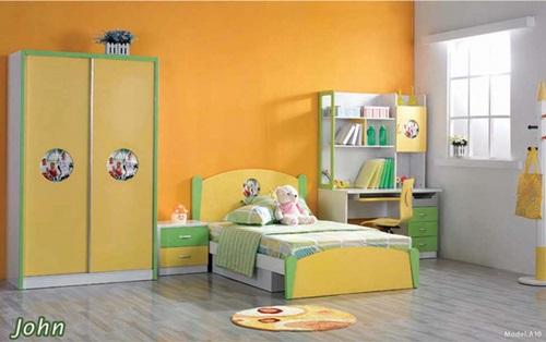 نصائح لغرف نوم الاطفال 4