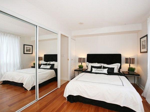 تصاميم غرف نوم صغيرة المساحة 1