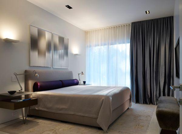 تصاميم غرف نوم صغيرة المساحة 2