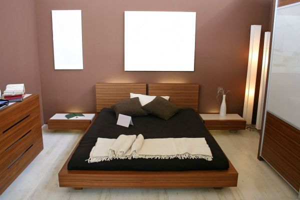 تصاميم غرف نوم صغيرة المساحة 3
