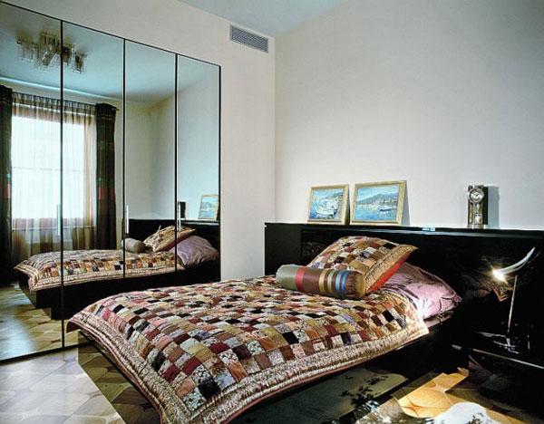 تصاميم غرف نوم صغيرة المساحة 6