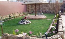 تنسيق حدائق منزلية صغيرة , كيف تبهر من حولك بتصميم حدود حديقتك
