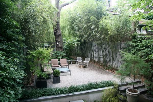 تنسيق حديقة منزل صغيرة 4