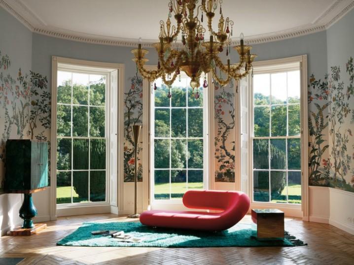 ثريات غرف جلوس تقليدية