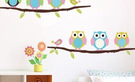 ملصقات الحائط لغرف الأطفال بتصاميم تناسب أذواق أطفالك