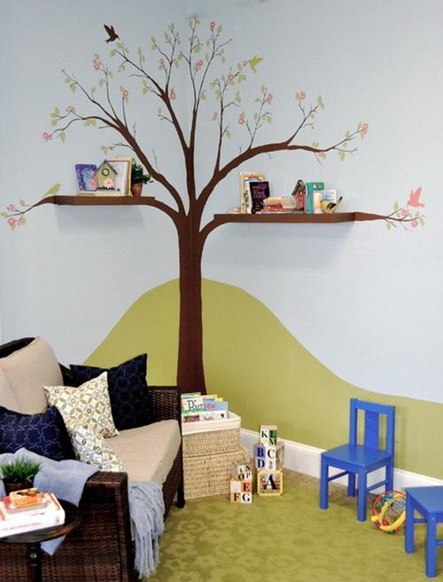 ملصقات حائط لغرفة طفلك